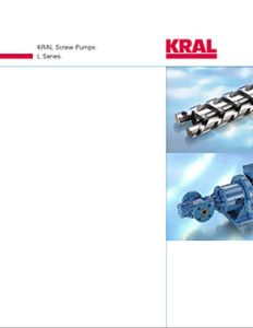 Kral Series L Brochure