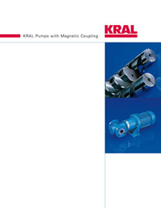 Kral Series Magnetic Coupling Brochure